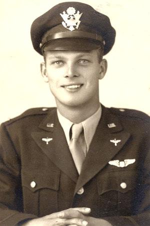 Tony Schlise WWII pilot